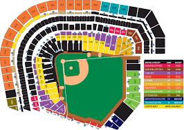 San Francisco Stadium Seating Chart 40 Methodical Bart Kaufman Field Seating Chart