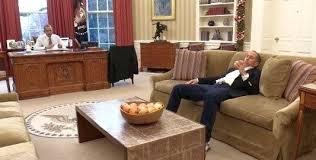 obama oval office decor. Obama Oval Office Decor. Image President And Comedian  Desk . Decor