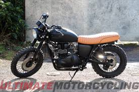 10 steps to create your own beckham triumph scrambler
