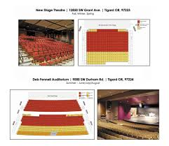 How To Make An Auditorium Seating Chart Seating Charts