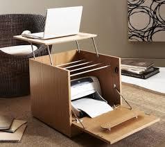 Space Saver Computer Desk With Storage | Best Home Furniture Design