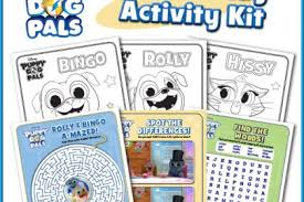 Disney Puppy Dog Pals Dvd Now Available Plus Bingo And Rolly
