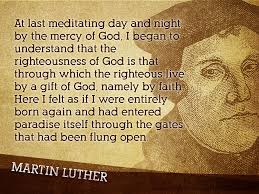 Reformation Day 2015 Is 498 Years After Martin Luther Posted His 95