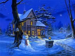 christmas night wallpaper. Modren Wallpaper Christmas Night On Night Wallpaper I