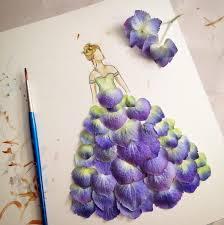 ArtworkFlower petal ...