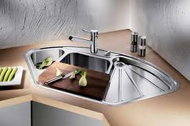 Modern Kitchen Interior Designs The Advantages Of Corner Kitchen Luxury Kitchen Sinks
