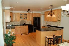 beautiful light oak cabinets with granite countertops in cool kitchen light oak cabinets0 oak