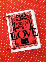 I Love You Crafts Diy I Love You Card Deck Kallisays