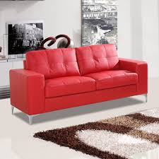 Stylish Sofas Red Leather Sofas From Alb309 Simply Stylish Sofas