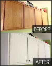 Diy Kitchen Cabinets Makeover Kitchen Cabinets Redo Diy Quicuacom