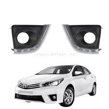 2014 Toyota Corolla Fog Light Bulb Buy Toyota Corolla Fog Lamps Fog Lights Led Ty662 Al