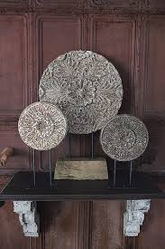 Small Picture Chennai Wood Medallion Sculptures Home Decor HomeDecorators