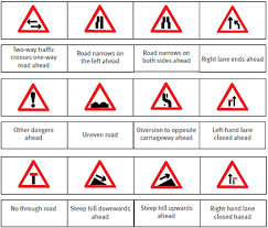 Dubai Road Signs And Traffic Signs