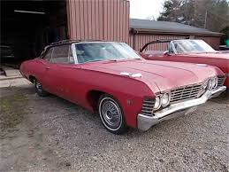 1967 Chevy Impala Convertible for Sale | ClassicCars.com | CC-936470