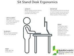 computer desk ergonomics measurements divine ergonomic desk setup for house design computer workstation ergonomics checklist guidelines