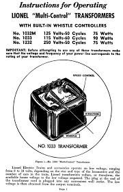 similiar lionel zw manual keywords lionel 1033 transformer instructions and service and repair manual