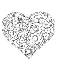 Happy Coloring Easy Flowers Coloring Book For Adults By Stefania