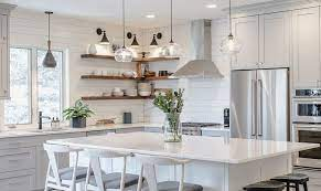 25 Best White Kitchens With Space Saving Style Ideas Photos And More