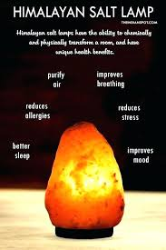 Himalayan Salt Lamp Hoax Gorgeous Salt Lamp Hoax Do Salt Lamps Really Work What Does A Salt Lamp Do