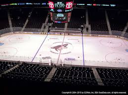 Gila River Arena View From Upper Level 215 Vivid Seats