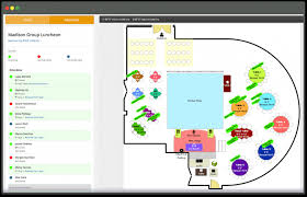 Online Seating Chart Software Maker Generator Events Weddings