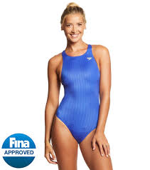 Speedo Aquablade Female Recordbreaker Tech Suit Swimsuit