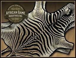 african game industries genuine african zebra skins zebra skin rug fake zebra skin rug uk