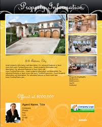 Real Estate Flyer Templates for MAC USERS!!! - Turnkey Flyers