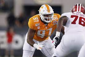Tennessee DL Darel Middleton Arrested, Charged with Assault, Public  Intoxication   Bleacher Report   Latest News, Videos and Highlights