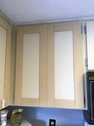 diy shaker style cabinets pre wood filler