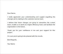sample thank you letter to boss 16 documents in word sample thank you letter to boss