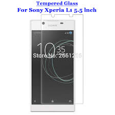 sony l1. aliexpress.com : buy for sony xperia l1 tempered glass 9h 2.5d premium screen protector film g3311 g3312 g3313 5.5\ i