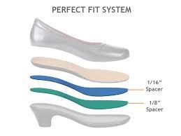 Orthofeet Size Chart Orthofeet Shoes Marina 223 Classic Heels Comfort Shoe