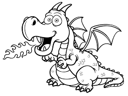 Welcome to our dragon coloring pages page. Awesome Cute Baby Dragon Coloring Pages Free Printable Photo Ideas Bearded Jaimie Bleck