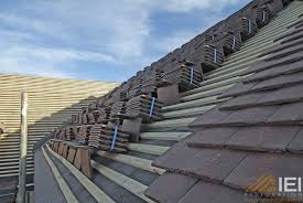 concrete tile roofs lower costs with less heat transfer