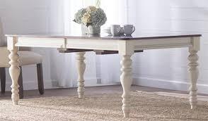 turned leg dining table. Dalton Extending Dining Table Turned Leg W