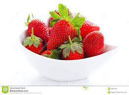 bowl of strawberries. Beautiful Bowl On Bowl Of Strawberries R