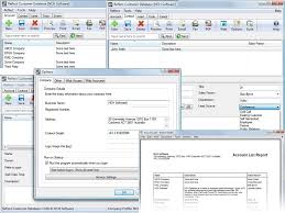 Address Database Software Free Ngs Free Crm Information Free Download Screenshot About Ngs Free Crm