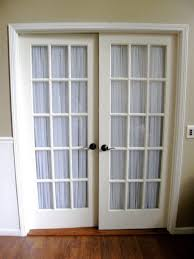 Indoor French Door Window Treatment Ideas ...