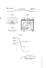 alternating current circuit. circuit medium size patent us3065317 alternating current interrupter drawing. simple inductor circuit. p