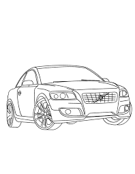 Car Door Kleurplaat Drawing Line Art Car 700900 Transprent Png