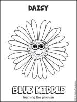 Small Picture Daisy Petals Coloring Pages MakingFriendsMakingFriends