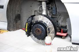 BMW 5 Series best brake pads for bmw : E39 BMW M5 AP Racing Big Brake Kit Install - Serious Stopping Power