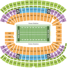 Colts Seating Chart 48 Veracious Patriots Seating View