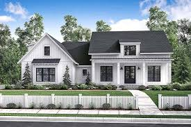 country craftsman farmhouse traditional house plan 56912 elevation