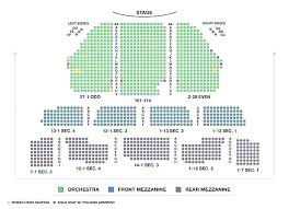 Marquis Theatre Seating Chart Marquis Seating Bhomiyo Info