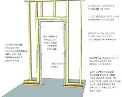 garage door operator prewire and framing guide with regard to garage garage door operator prewire and framing guide