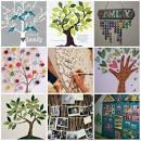 Своими руками сделать семейной дерево