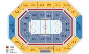55 Right Ralph Engelstad Arena Seating Chart Hockey