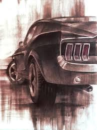 Ford Mustang 1967 Bullitt автомобили автомобили